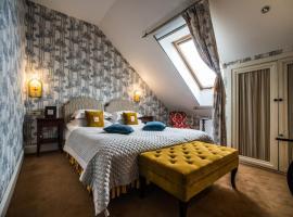 Apvalaus stalo klubas, hotel in Trakai