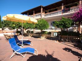 Baia Luna, beach hotel in Marina di Camerota