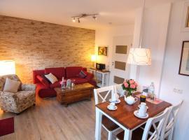 Ferienwohnung Lukas Bockelmann´s Hof (ebenerdig), apartment in Westerland
