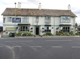 The Angel at Topcliffe, hotel near Newby Hall, Thirsk