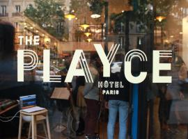 Hotel The Playce by Happyculture, hotel in Parijs