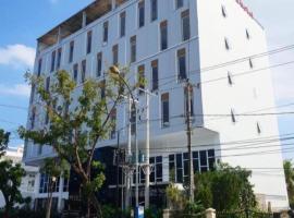 Deli Hotel, hotel poblíž Letiště Polonia - MES, Medan
