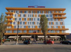 Hotel Zimbru, hotel near Palace of Culture, Iaşi