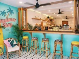 Summer Stay Sattahip, hotel near U-Tapao Rayong-Pattaya International Airport - UTP, Sattahip
