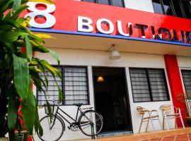 8 Boutique By The Sea, hotel near Straits Quay Convention Centre, George Town