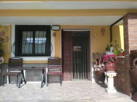 LA CASA DEL CUORE, villa a Paliano