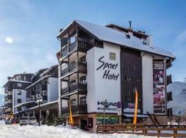 MPM Hotel Sport, hotel in Bansko