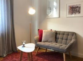 Feel-Good Apartment In Mannheim-Neckarau, self-catering accommodation in Mannheim