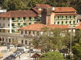 Hotel Dominguez Plaza, hotel in Nova Friburgo