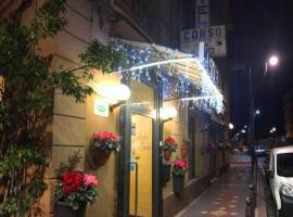 Hotel Corso, hotel a Sanremo