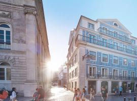 O Artista Boutique Suites, hotel near Torel Garden, Lisbon