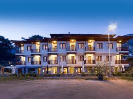 Summer Hotel, hotel ad Akyaka