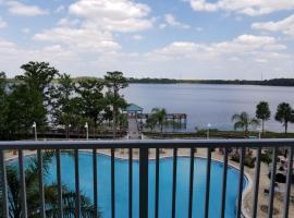 Blue Heron Beach Resort, hotel in Orlando