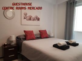 Centric Rooms Mercado, hotel económico en Alicante