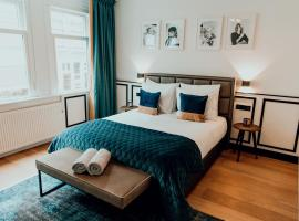 The Harlemstreet Suites, hotel in Amsterdam