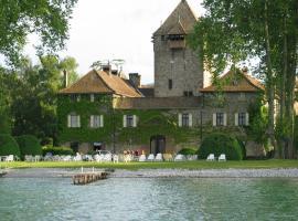 Château De Coudrée - Les Collectionneurs, hôtel à Sciez