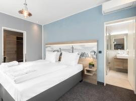 Hotel dasPaul, hotel a Norimberga