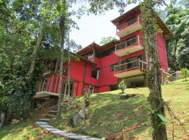 Chalés e Suites Manacá, hotel in Ubatuba