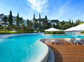 Hotel Eden, hotel with jacuzzis in Rovinj