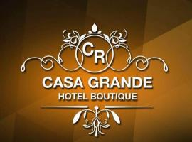 Hotel Casa Grande, hotel en Tequisquiapan