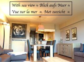 Residentie Mariposa, apartment in Knokke-Heist