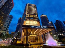 Pavilion Hotel Kuala Lumpur Managed by Banyan Tree, hotel in Bukit Bintang, Kuala Lumpur
