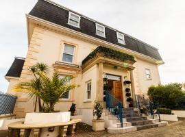 Hampshire Hotel Saint Helier Jersey, hotel in Saint Helier Jersey