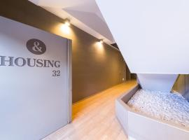 Housing32 Apartments, apartment in Milan