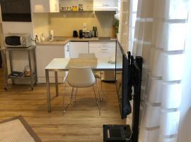 T2 Centre-ville - Calme & Confort, hotel near Marengo-SNCF Metro Station, Toulouse