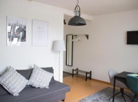 City Apartment Bielefeld, accessible hotel in Bielefeld