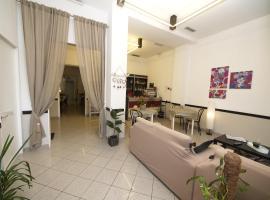 Hotel Cilene, отель в Виареджо
