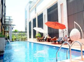 The O Valley Boutique Hotel, hotel in Suratthani
