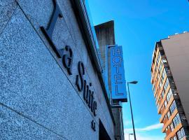 La Suite Hotel, hotel in Vigo