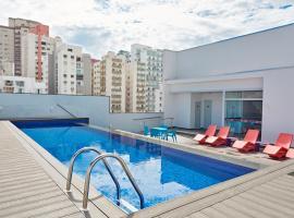 Ibis Styles Balneário Camboriú - 1 Quadra do Mar, hotel in Balneário Camboriú