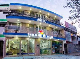 Hotel Embajador del Llano, hotel in Villavicencio