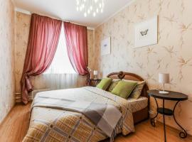 Апартаменты на Сумской 8/2, отель в Москве, рядом находится Станция метро «Южная»
