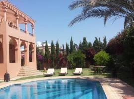 Villa clos Odette, villa in Marrakesh