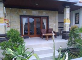 Umah Jani, budget hotel in Ubud