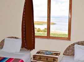 Luquina Utama Lodge, accessible hotel in Luquina