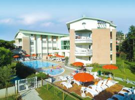 Residenza Al Parco, hotel v Bibione