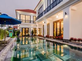 Lavini Hoi An Boutique Villa, отель в Хойане