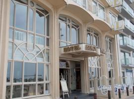 Hotel Beach Palace, spa hotel in Blankenberge