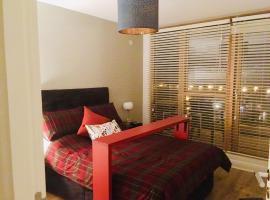 Deluxe Double Room in Modern B&B Apartment, close to RDS & Dublin Centre, pansion sa uslugom doručka u Dablinu
