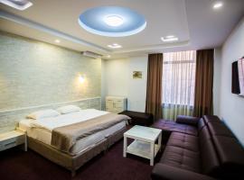 Hobby Hotel, отель в Ереване