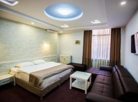 Hobby Hotel, מלון בירוואן