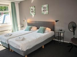 Hotel Wyllandrie, hotel in Ootmarsum