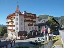 Hotel Colbricon Beauty & Relax, отель в Сан-Мартино-ди-Кастроцца