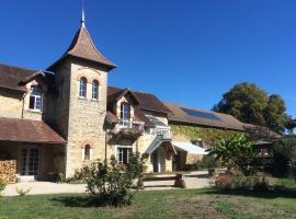 Chambres d'hôtes Le Relais de la Perle, accessible hotel in Le Vernois