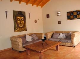 Magic house, hotel en La Oliva