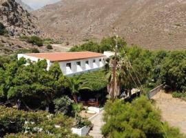 Preveli Crete - Dionysos Tavern & Rooms, B&B/chambre d'hôtes à Preveli